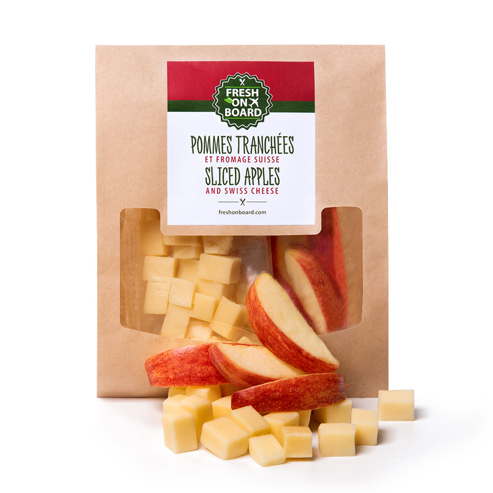 Apples & Cheese